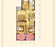 三室两厅一卫91㎡A3户型
