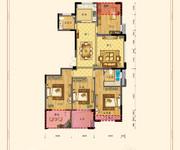四室两厅两卫139㎡E1户型