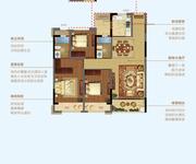3房2厅2卫98㎡B98户型