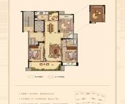 G8户型 三室两厅两卫 135㎡中间套