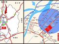朗臻创业园交通图
