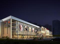 镜湖中新广场