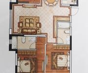 约113方3室2厅2卫A户型