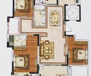 约139方3室2厅2卫C户型