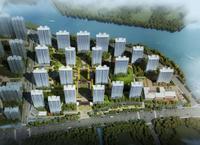 武汉地产则水牌1号地块规划公示