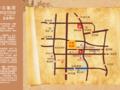 大树名园交通图
