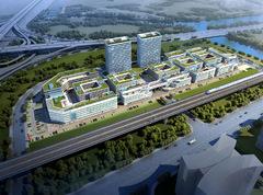 中国轻纺城跨境电商产业园