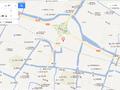 中国轻纺城跨境电商产业园交通图