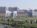 中国轻纺城创意园(西区)项目现场