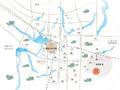 璀璨樾府交通图