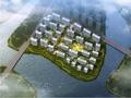 武地·融创滨湖湾鸟瞰图