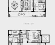 中叠 5室2厅3卫 199㎡